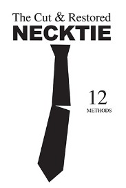 Cut and Restored Necktie Methods By Various