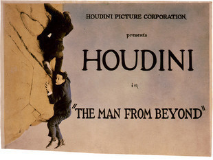 Houdini - The Man From Beyond