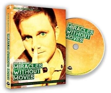 Ryan Schultz - Miracles Without Moves