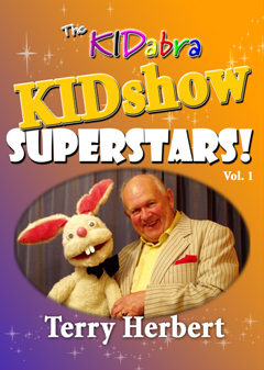 Terry Herbert - The KID show Superstarrs Vol.1