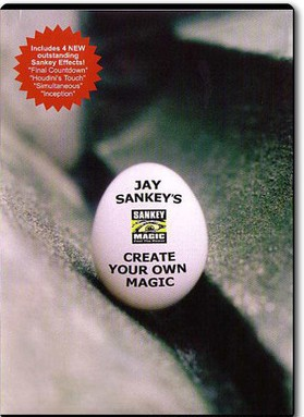 Jay Sankey - Create Your Own Magic