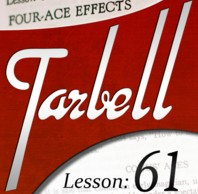 Tarbell 61: Four-Ace Effects (Instant Download)