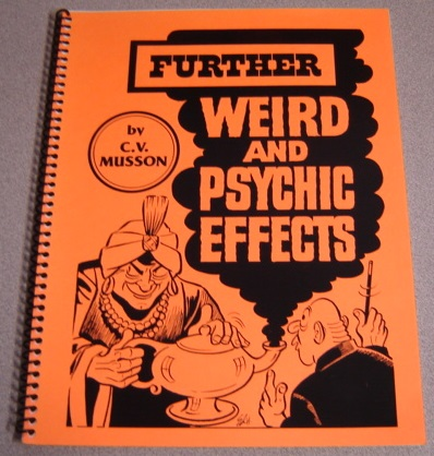 Clettis V. Musson - Further Weird and Psychic Effects PDF