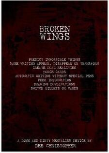 Dee Christopher - Broken Wings PDF + video