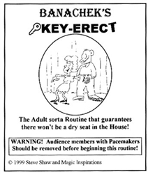 Banachek - Key Erect