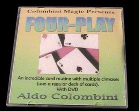 Aldo Colombini - FOUR-PLAY