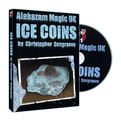 Christopher Congreave - Ice Coins