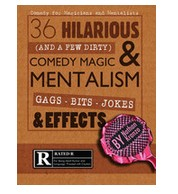 Comedy For Magicians and Mentalists VOL 1 by Nathan Kranzo PDF