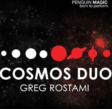 Cosmos Duo by Greg Rostami
