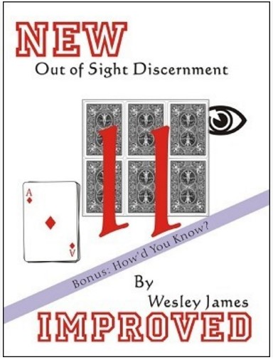 Wesley James - Out of Sight Discernment II PDF