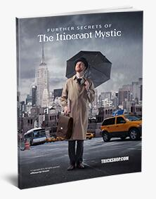 Trickshop - Further Secrets of The Itinerant Mystic
