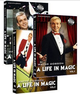 Wayne Dobson: A Life in Magic 3sets