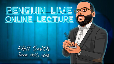 Phill Smith Penguin Live Online Lecture