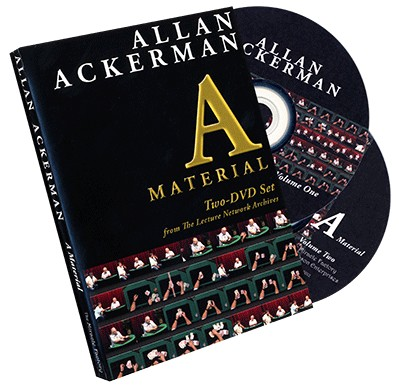 Allan Ackerman A Material (2 Set) by The Miracle Factory