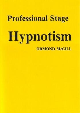Ormond McGill - Professional Stage Hypnotism