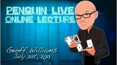 Geoff Williams LIVE (Penguin LIVE)