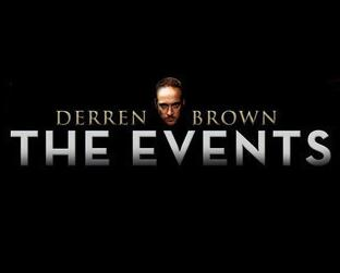 Derren Brown - The Events - How to Win the Lottery