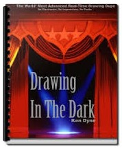 Ken Dyne - Drawing in the Dark By Ken Dyne Kennedy