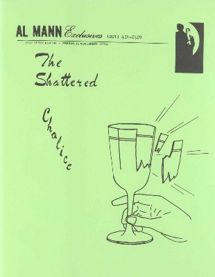 Al Mann - The Shattered Chalice
