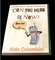 Aldo Colombini - CAN YOU HEAR ME NOW