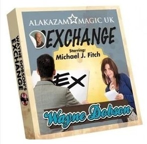 Exchange by Wayne Dobson