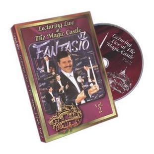 Fantasio - Magic Castle Lecture 2
