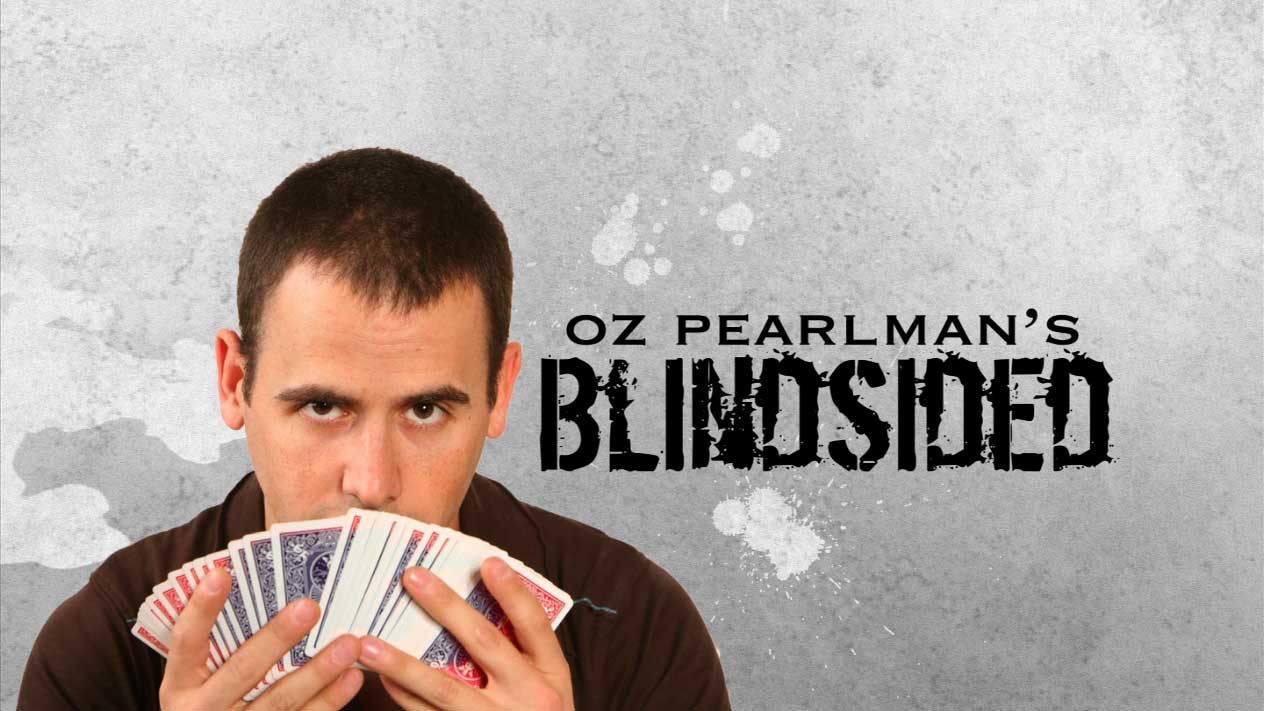 Oz Pearlman - Blindsided
