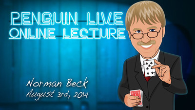 Norman Beck Penguin Live Online Lecture
