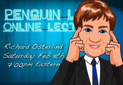 Richard Osterlind LIVE (Penguin LIVE)