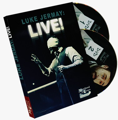Luke Jermay - LIVE! (2 Vols Download)
