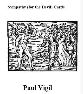 Paul Vigil - Sympathy (For the Devil) Cards