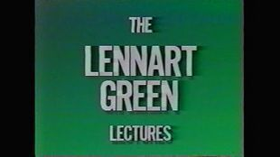 International Magic - The Lennart Green Lecture