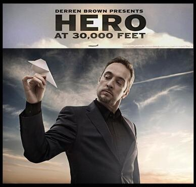 Derren Brown - Hero at 30000 Feet