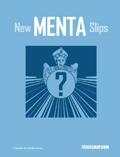 Menta Center Tear Slips