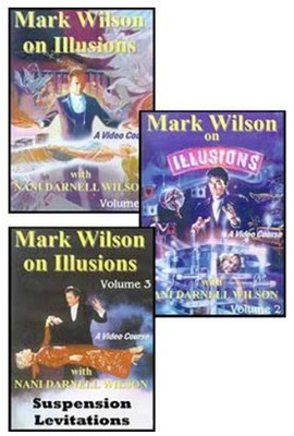Mark Wilson - On Illusions(1-3)