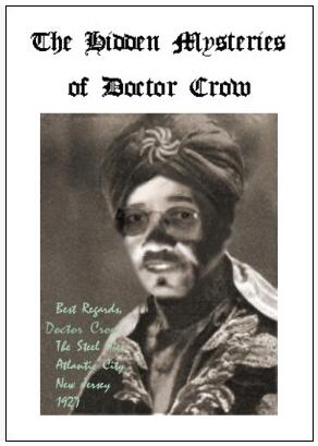 Bob Cassidy - The Hidden Mysteries of Doctor Crow PDF