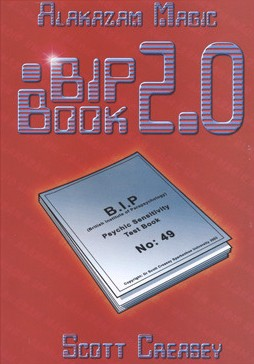 BIP Book 2.0 by Scott Creasey