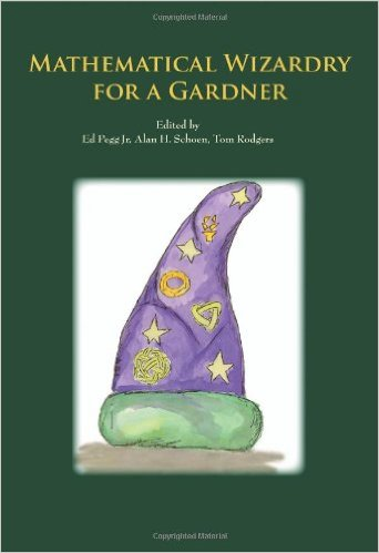 Mathematical Wizardry for a Gardner by Ed Pegg Jr