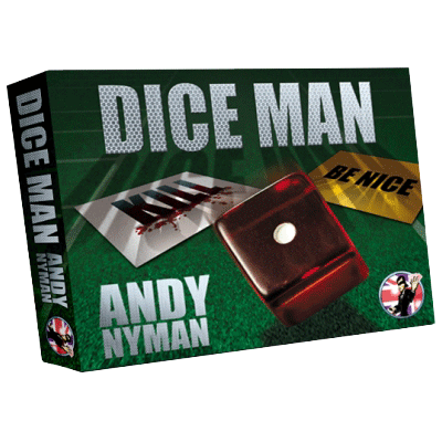 Andy Nyman and Alakazam - Dice Man