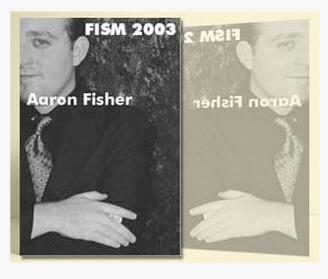 Aaron Fisher - FISM 2003