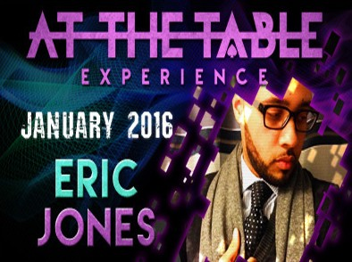 At the Table Live Lecture - Eric Jones