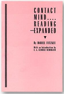 Contact Mind Reading Expanded by Dariel Fitzkee PDF