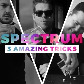 Spectrum Visual 3-Pack by Ellusionist (videos download)