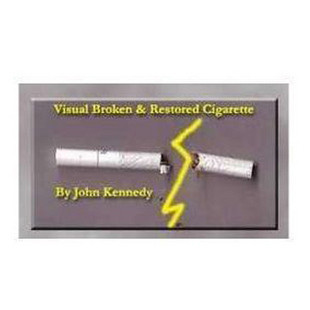 John Kennedy - Restored Cigarette
