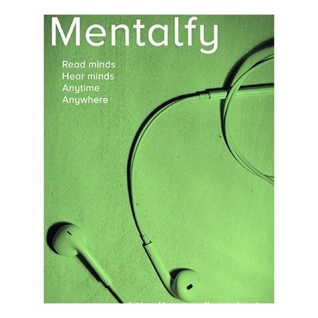 Mentalfy by Pablo Amira (Instant Download)