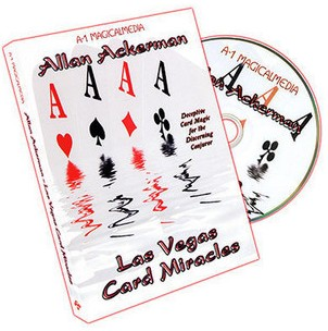 Allan Ackerman - Las Vegas Card Miracles