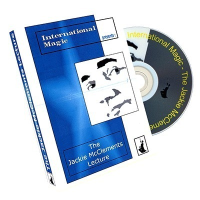 The Jackie McClements Lecture by International Magic