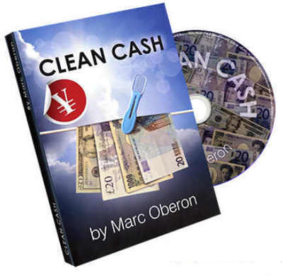 Marc Oberon - Clean Cash