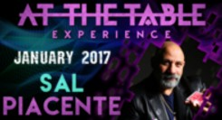 At The Table Live Lecture Sal Piacente January 18th 2017