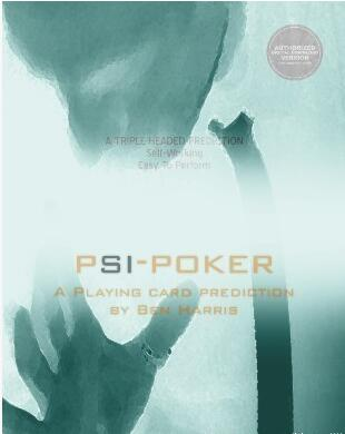 Ben Harris - PSI Poker